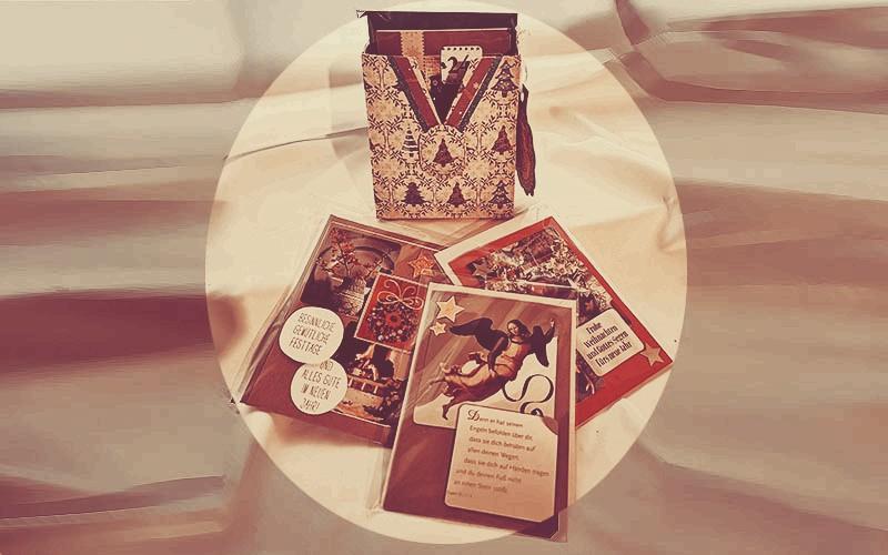 Karten - Geschenkset